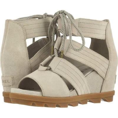 ソレル SOREL レディース サンダル・ミュール シューズ・靴 Joanie II Lace Soft Taupe