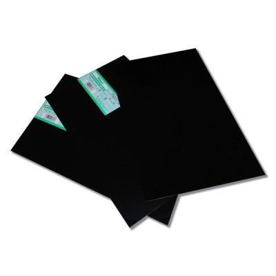光 PS板 黒 200×300×1.0mm PS2031-3