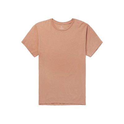 S.K.U. SAVE KHAKI UNITED T シャツ サンド XS コットン 100% T シャツ