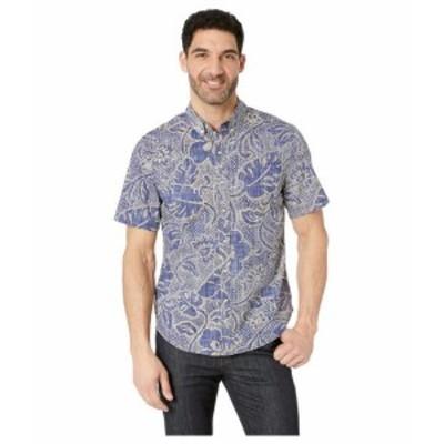 Reyn Spooner レインスプーナー 服 一般 Kiko Pareau Dots Tailored Fit Hawaiian Shirt