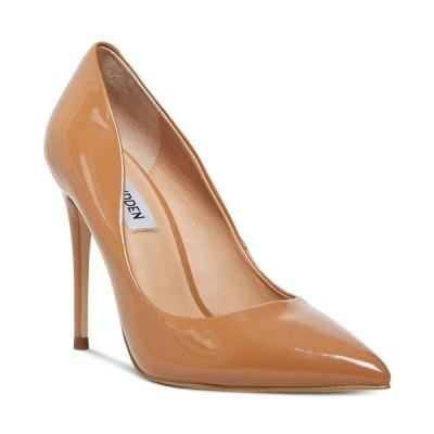 スティーブ マデン Steve Madden レディース パンプス シューズ・靴 Daisie Pumps Camel Patent