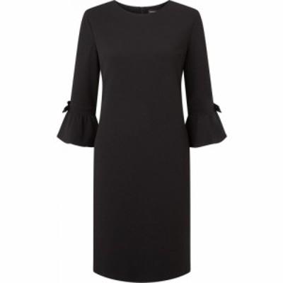 ジュームズ レイクランド James Lakeland レディース ワンピース ワンピース・ドレス Ruched Sleeve Dress Black
