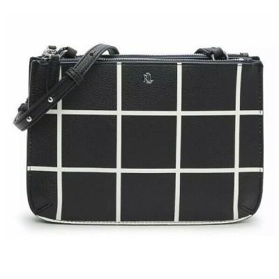 リアルツリー NWT LAUREN Ralph Lauren  Med Crossbody Bag