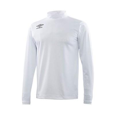アンブロ UMBRO ブラッシュドインナーシャツ UBA7746L WHT ホワイト S