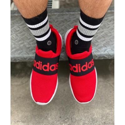 ムラサキスポーツ / adidas/アディダス スニーカースリッポン LITE ADIRACER ADAPT 4.0 アディレーサー LRN09 MEN シューズ > スリッポン
