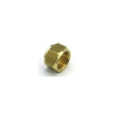 黄銅製ホース継手用袋ナットGメネジHSN-1208|8(mm)
