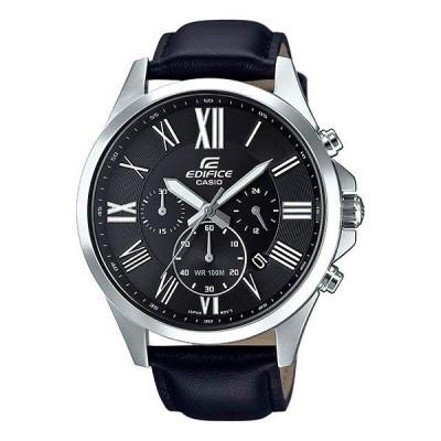海外カシオ 海外CASIO 腕時計 EFV-500L-1A EDIFICE エディフィス クロノグラフ メンズ
