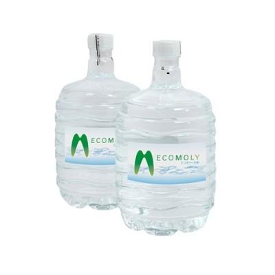 ECOMOLY エコモリーの水 (富士山の天然水)12L×2本入り 3,850円(税込) ウォーターサーバー バナジウム 健康 きれい
