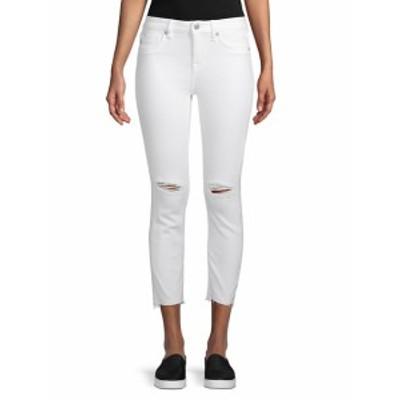 ヴィゴス レディース パンツ デニム Mid-Rise Straight Cropped Jeans