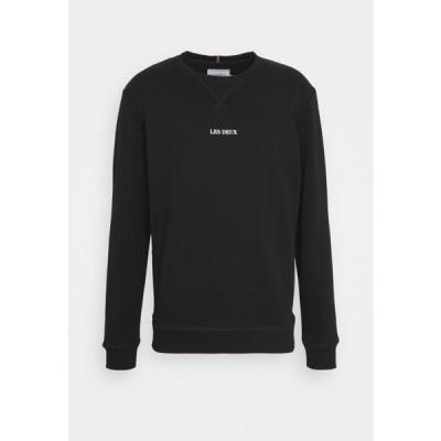 メンズ ファッション LENS - Sweatshirt - black/white