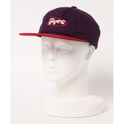 Lee / Pipes ロゴキャップ MEN 帽子 > キャップ