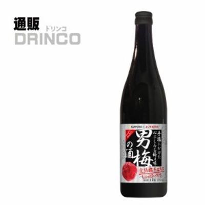 男梅の酒 720ml 1 本 サッポロ