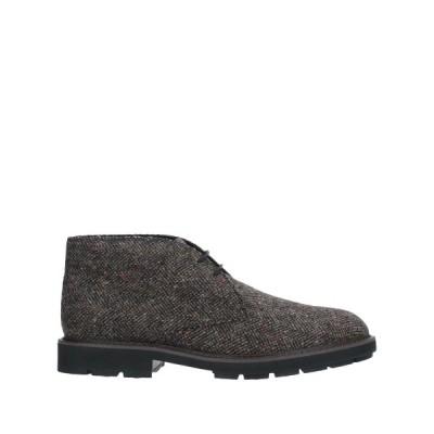 TOD'S トッズ ショートブーツ ファッション  メンズファッション  メンズシューズ、紳士靴  ブーツ  その他ブーツ カーキ