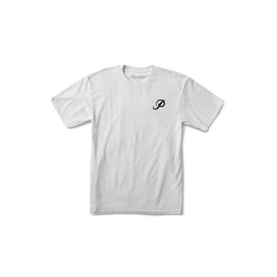 Tシャツ プリミティブ Primitive Men's Classic P T Shirt White   Hip-Hop Rap Tee Clothing Apparel