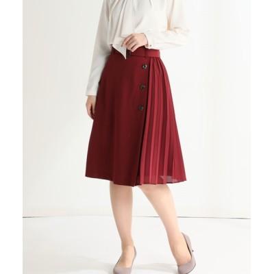 Honeys / プリーツ切替スカート WOMEN スカート > スカート
