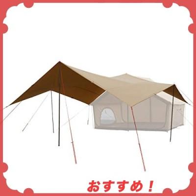 DOD(ディーオーディー) ヒレタープ ポリコットン生地 エイテントと組み合わせてエイヒレスタイルに