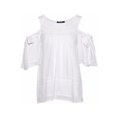 LOVE SAM ブラウス ファッション  レディースファッション  トップス  シャツ、ブラウス  長袖 ホワイト