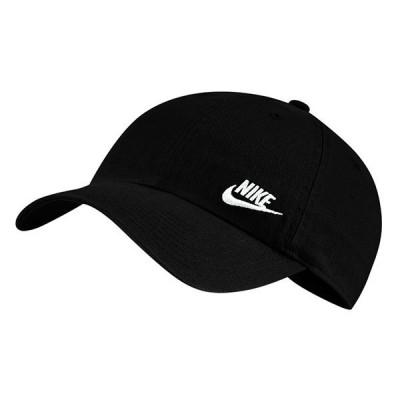 ナイキ キャップ ウィメンズ H86 フューチャー クラシック キャップ AO8662-010 ブラック NIKE レディース 帽子 黒 SP21