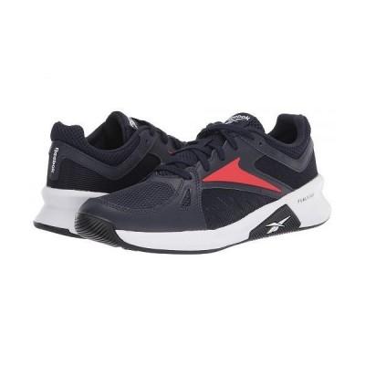 Reebok リーボック メンズ 男性用 シューズ 靴 スニーカー 運動靴 Advanced Trainer - Power Navy/Vector Navy/Instinct Red