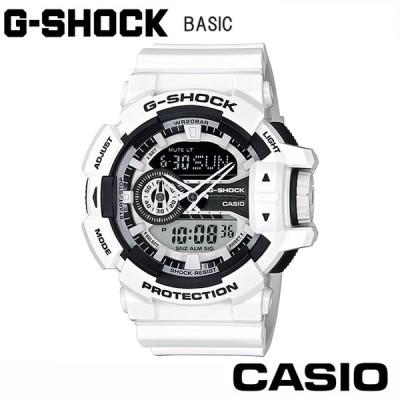 【正規販売店】CASIO カシオ G-SHOCK G-ショック GA-400-7AJF ホワイト Gショック メンズ