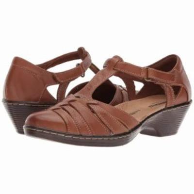クラークス サンダル・ミュール Wendy Alto Tan Leather