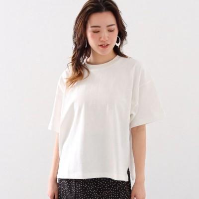 ヘビーウェイトオーバーサイズTシャツ Alluge アルージュ トップス