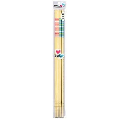 メール便発送 日本製 japan 菜箸2P リピネ 33.0cm 098678