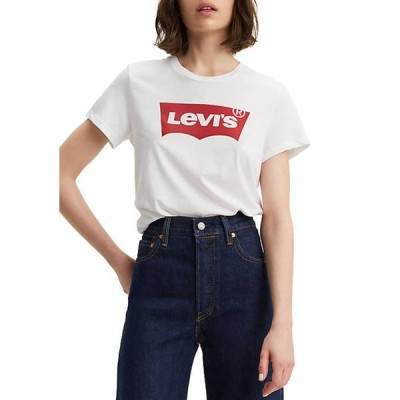 リーバイス レディース Tシャツ トップス The Perfect Graphic T Shirt