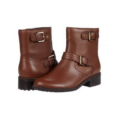 Easy Spirit イージースピリット レディース 女性用 シューズ 靴 ブーツ アンクル ショートブーツ Rella - Medium Brown