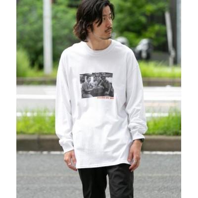【アーバンリサーチサニーレーベル】 Movie Photo Long-T-shirts メンズ STANDBYME L URBAN RESEARCH Sonny Label