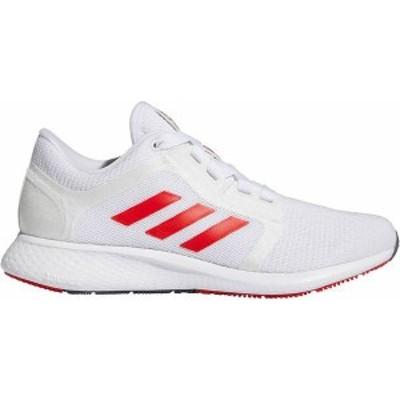 アディダス レディース スニーカー シューズ adidas Women's Edge Lux 4 Running Shoes Red/Silver