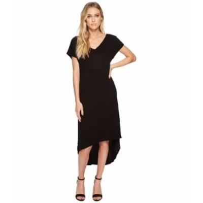 Michael Stars マイケルスターズ ドレス 一般 Rylie Rayon Short Sleeve High-Low Dress