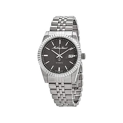 Mathey-Tissot Mathy III Automatic Grey Dial Men's Watch H1810ATAS