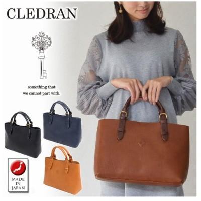 クレドラン CLEDRAN トートバッグ M BLOU ブロウ cl2517