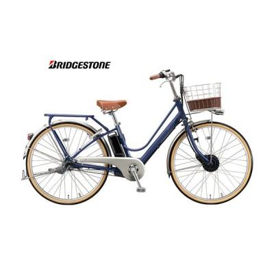 (店舗受取送料割引)ブリヂストン(BRIDGESTONE) 21'カジュナe ベーシックライン 26型 CB6B41 電動アシスト自転車(両輪駆動)