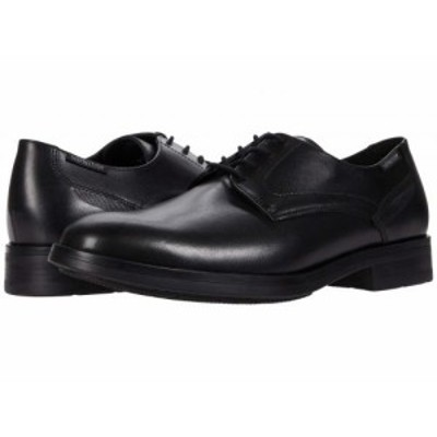 Mephisto メフィスト メンズ 男性用 シューズ 靴 オックスフォード 紳士靴 通勤靴 Smith Black Carnaby【送料無料】