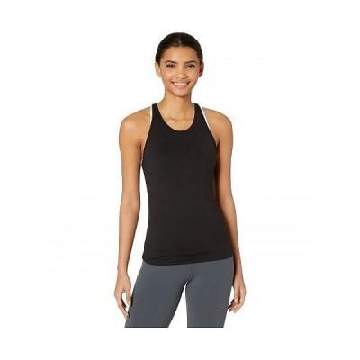 ALO エーエルオー レディース 女性用 ファッション アクティブシャツ Select Tank - Black
