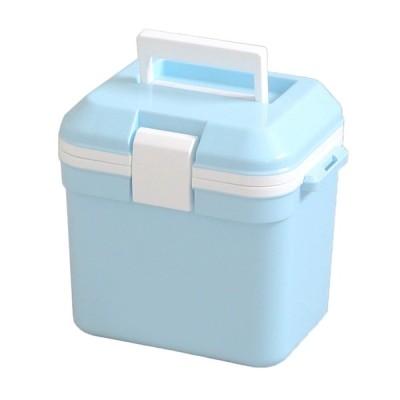 コーナン オリジナル  クーラーBOX 7L ライトブルー