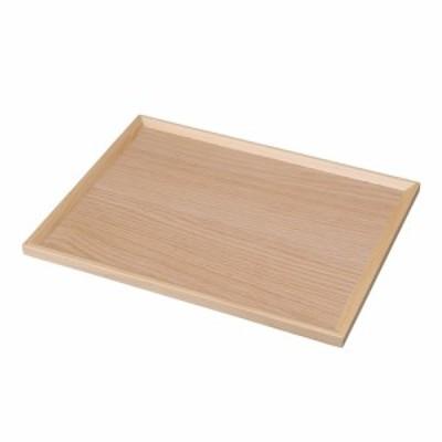 天然素材 木目 トレー40cm | 木のトレー NA40
