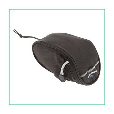 送料無料!Inzopo Mountain Road Cycling Bicycle Saddle Bag Rear Tail Seat Storage Pouch - Black