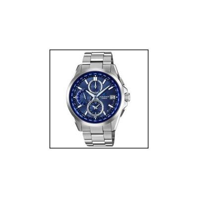 カシオ オシアナス クラシックライン ソーラー 電波 時計 メンズ 腕時計 OCW-T2600-2A2JF