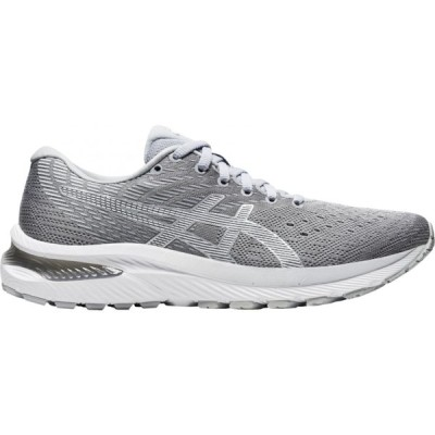 アシックス ASICS レディース ランニング・ウォーキング シューズ・靴 Gel-Cumulus 22 Piedmont Gray/White