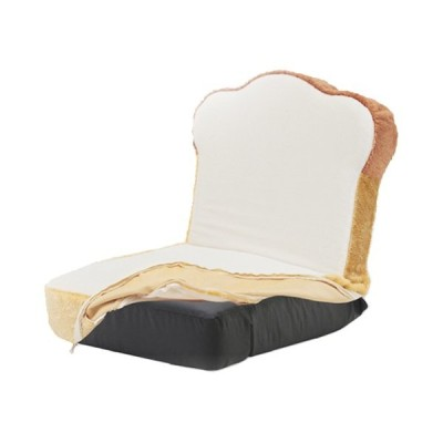 【納期目安:1週間】セルタン 10187-001 カバーリング パン座椅子 カバーリング食パン座椅子 (沖縄・離島配送不可) (10187001)