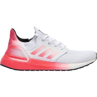 アディダス メンズ ウルトラブースト adidas Ultraboost 20 ランニングシューズ Footwear White/Core Black/Signal Pink