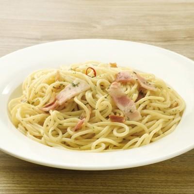 冷凍食品 業務用 レンジ用ペペロンチーノスパゲッティ 1食 300g 21813 弁当 麺 ソース 具材 セット スパゲティ パスタ レンジ