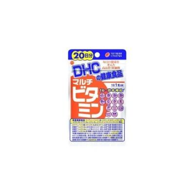 DHC 20日分 マルチビタミン 1袋 (サプリメント)