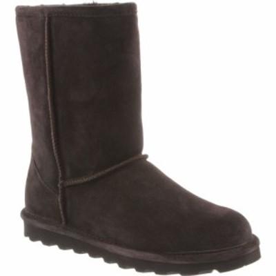 ベアパウ Bearpaw レディース ブーツ シューズ・靴 Elle Short Boot Chocolate II Suede