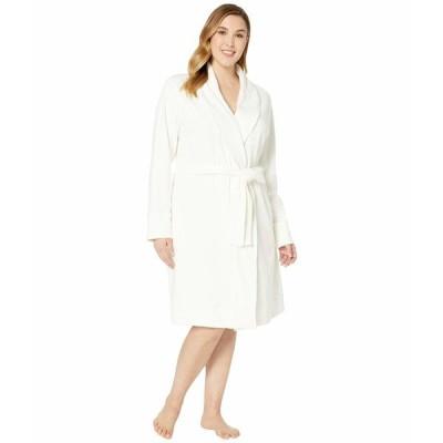 アグ ナイトウェア アンダーウェア レディース Blanche II Plus Robe Cream