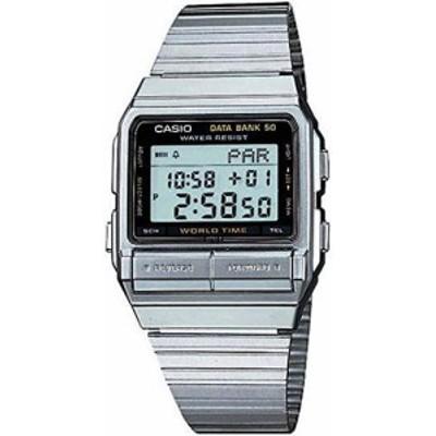 腕時計 カシオ メンズ Casio General Men's Watches Data Bank DB-520A-1AUZ - WW