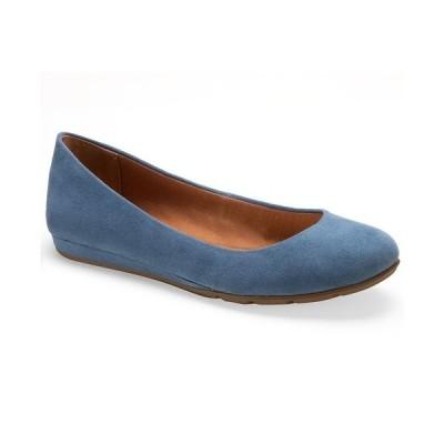 サンアンドプラスストーン サンダル シューズ レディース Eliana Flats, Created for Macy's Blue